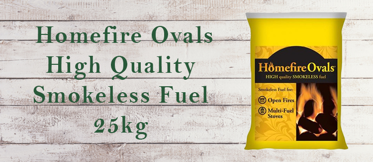 Homefire Ovals 25kg