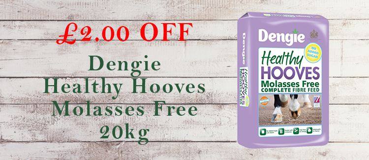 healthy hoof molasses free
